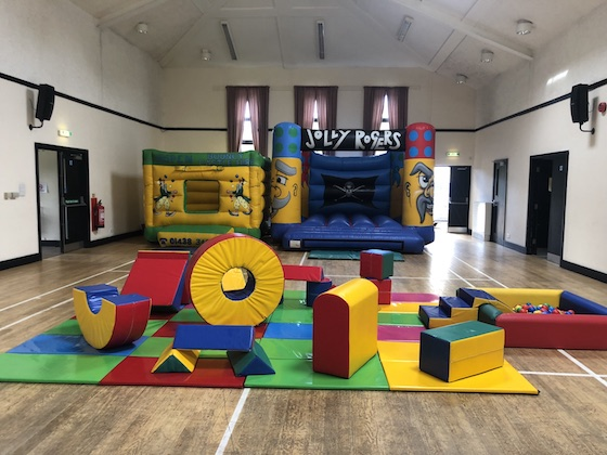 Bouncy castles and Soft play hire