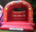 15x15 bouncy castle hire
