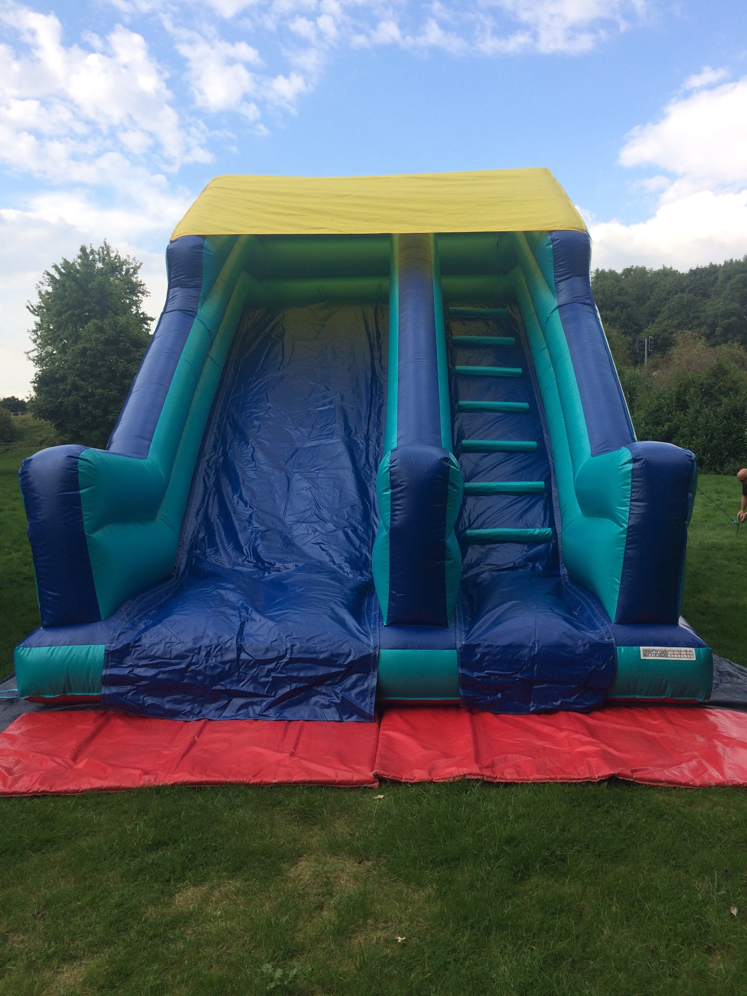 20x13 sea slide-inflatable