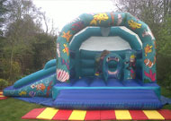 activity childrens bouncy castle
