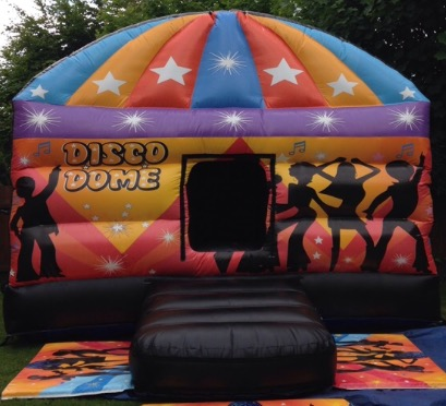 childrens disco-dome